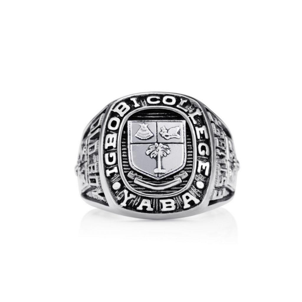 Official Igbobi College Old Boys' Association Ring