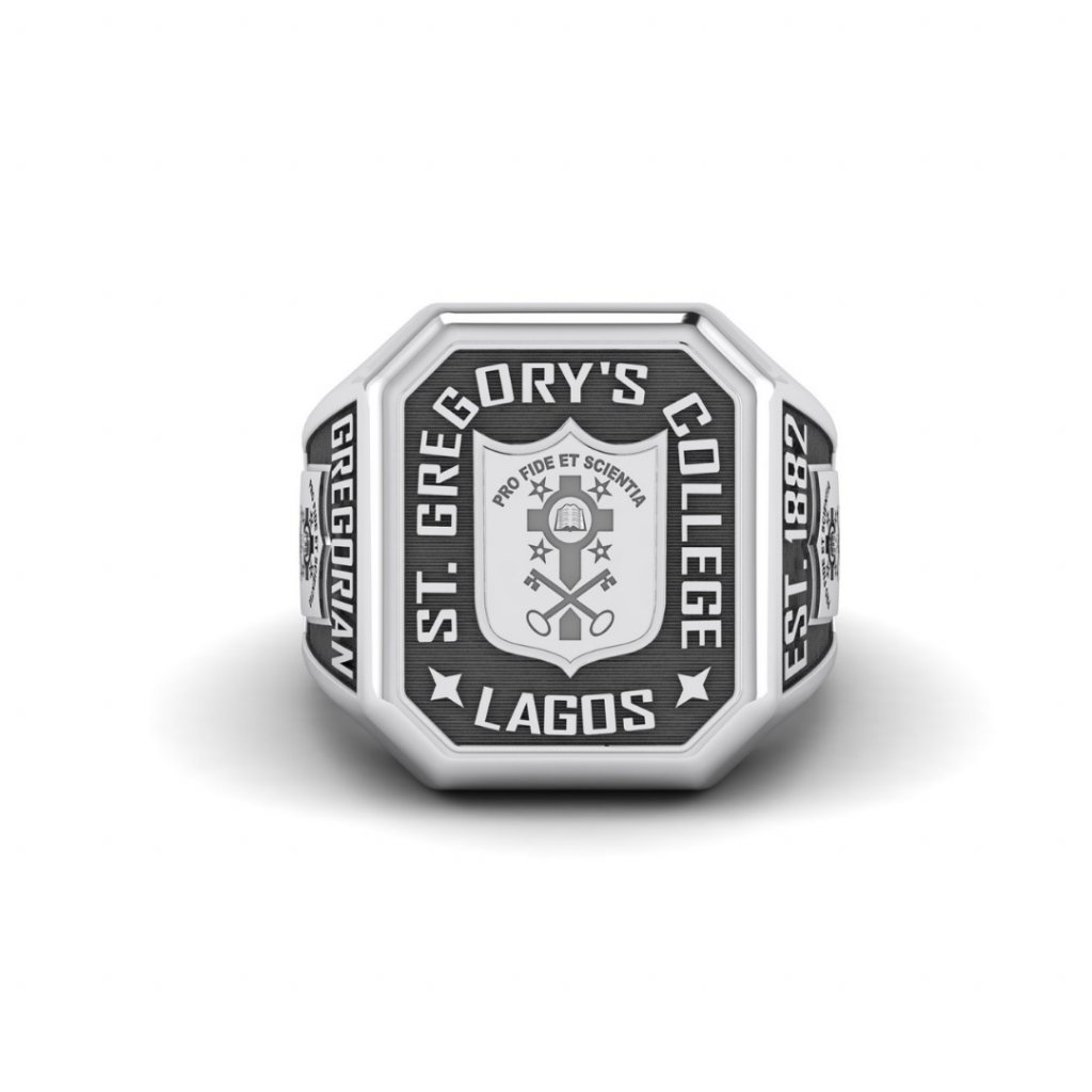 St. Gregory's College Old Boys' Association Ring